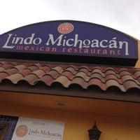Photo taken at Original Lindo Michoacan by Kevin ⚡. on 5/5/2013
