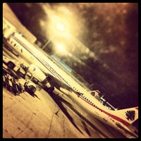 Photo taken at Beirut Rafic Hariri International Airport (BEY) by Azmi A. on 1/10/2013