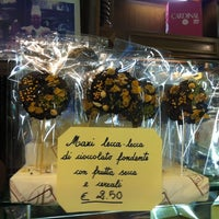 Photo taken at Pasticceria La Pieve by Marialisa O. on 10/12/2012