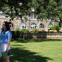 Photo taken at Gibson Hall - Tulane University by Andrew G. on 5/13/2013