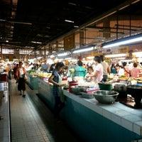 Photo taken at Thanin Market by iamBoy O. on 4/10/2013