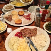 Photo taken at Cracker Barrel Old Country Store by Christina M. on 12/23/2012