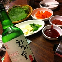 Photo taken at 최고집 곱창볶음 by jeonghoon k. on 8/27/2013