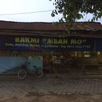 "Photo taken at Warung Bakmi ""Mbah Mo"" by Tjahjono K. on 7/3/2017"