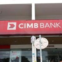 Photo taken at CIMB Bank by Jaja R. on 12/15/2012
