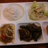 Photo taken at Sam Won Garden Korean BBQ by rinux on 8/15/2013