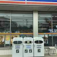 Photo taken at Ministop by rinux on 10/30/2016