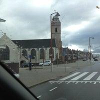 Photo taken at Oude Kerk by Dirk v. on 9/27/2012