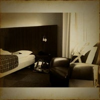 Photo taken at Carlton Hotel by Sarah on 2/2/2013