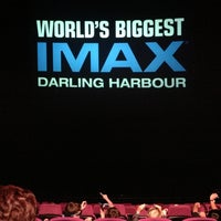 Photo taken at LG IMAX Theatre by Khalid S. on 11/9/2012