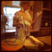 Photo taken at Lynfred Winery by H. Michael M. on 11/16/2013