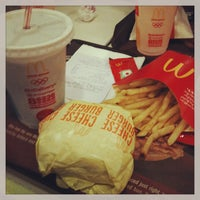 Photo taken at McDonald's by Nica Medina- P. on 7/17/2013
