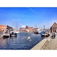 Photo taken at Hafen Wismar by Michael G. on 4/3/2014