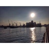 Photo taken at Hafen Wismar by Michael G. on 9/12/2014
