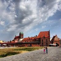Photo taken at Hafen Wismar by Michael G. on 7/24/2013