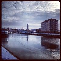 Photo taken at Hafen Wismar by Michael G. on 2/11/2013
