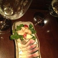 Photo taken at Vege Bar by Tomomi K. on 11/18/2012