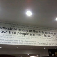 Photo taken at Fully Booked by Ronan P. on 1/18/2013