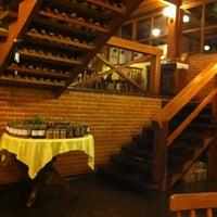 Foto tirada no(a) Massa ao Mel Restaurante por Dani A. em 12/14/2012