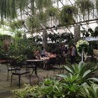 Photo taken at Bankampu Tropical Café by Annie A. on 9/29/2012