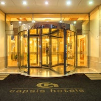 Photo taken at Capsis Hotel Thessaloniki by Capsis Hotel Thessaloniki on 9/22/2016