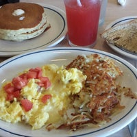 Photo taken at IHOP by Rena F. on 8/24/2014