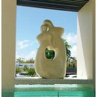 Photo taken at Temptation Resort & Spa Cancun by Kristofr P. on 3/15/2016