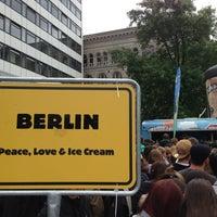 Das Foto wurde bei Technische Universität Berlin von Özge O. am 6/26/2013 aufgenommen