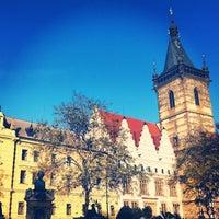 Photo taken at Prague by Serena O. on 11/13/2012