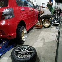 Photo taken at Green Tower Shop by Komsan T. on 7/4/2014