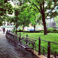 Photo taken at Union Square Park by An.sti.ce D. on 6/7/2013