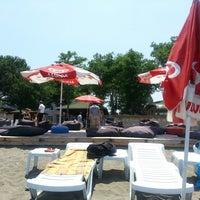6/29/2013 tarihinde Selçuk S.ziyaretçi tarafından Pupa Beach'de çekilen fotoğraf