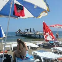 6/30/2013 tarihinde Selçuk S.ziyaretçi tarafından Pupa Beach'de çekilen fotoğraf