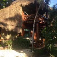 Foto tomada en Hotel Boutique Magic Blue Playa del Carmen por Luismi T. el 10/27/2017