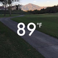 Photo taken at Coto de Caza Golf and Racquet Club by Robin P. on 10/17/2017