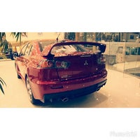 Photo taken at العيسائي ميتسوبيشي الصيانة Mitsubishi Motors (Workshop) by عابر ع. on 6/19/2014
