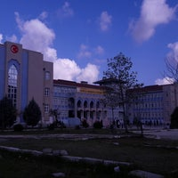 Photo taken at Çorlu Anadolu Lisesi by Betül A. on 11/6/2017