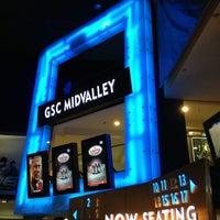 Photo taken at Golden Screen Cinemas (GSC) by Elan D. on 12/9/2012