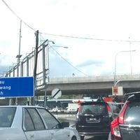 Photo taken at Traffic Light Jalan Sungai Ujong by Elan D. on 10/29/2017
