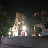 Photo taken at Sri Raja Rajeswary Temple by Elan D. on 1/18/2018