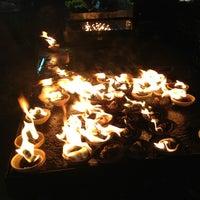 Photo taken at Sree Veera Hanuman Temple by Elan D. on 3/2/2013