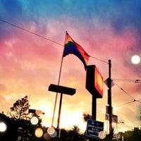 Photo taken at Castro MUNI Metro Station by Jp M. on 10/23/2012