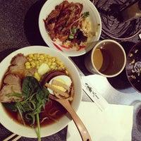 Das Foto wurde bei Suzu Noodle House von Jp M. am 2/10/2013 aufgenommen