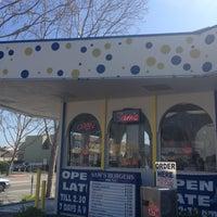 Photo taken at Sam's Burger by Jamie C. on 3/12/2013