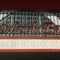 Photo taken at Jardín De Baco 2 by Alba G. on 10/27/2013
