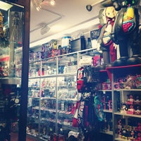 Photo taken at Toy Tokyo by Kyle T. on 1/10/2013