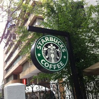 Photo taken at Starbucks by Luiz S. on 10/8/2012