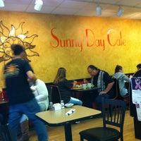 Photo taken at Sunny Day Cafe by Joy D. on 10/13/2013