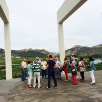 Photo taken at Bodegas Tobelos by Ester S. on 8/9/2014