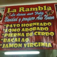 Foto tomada en La Rambla por Neto G. el 11/30/2012